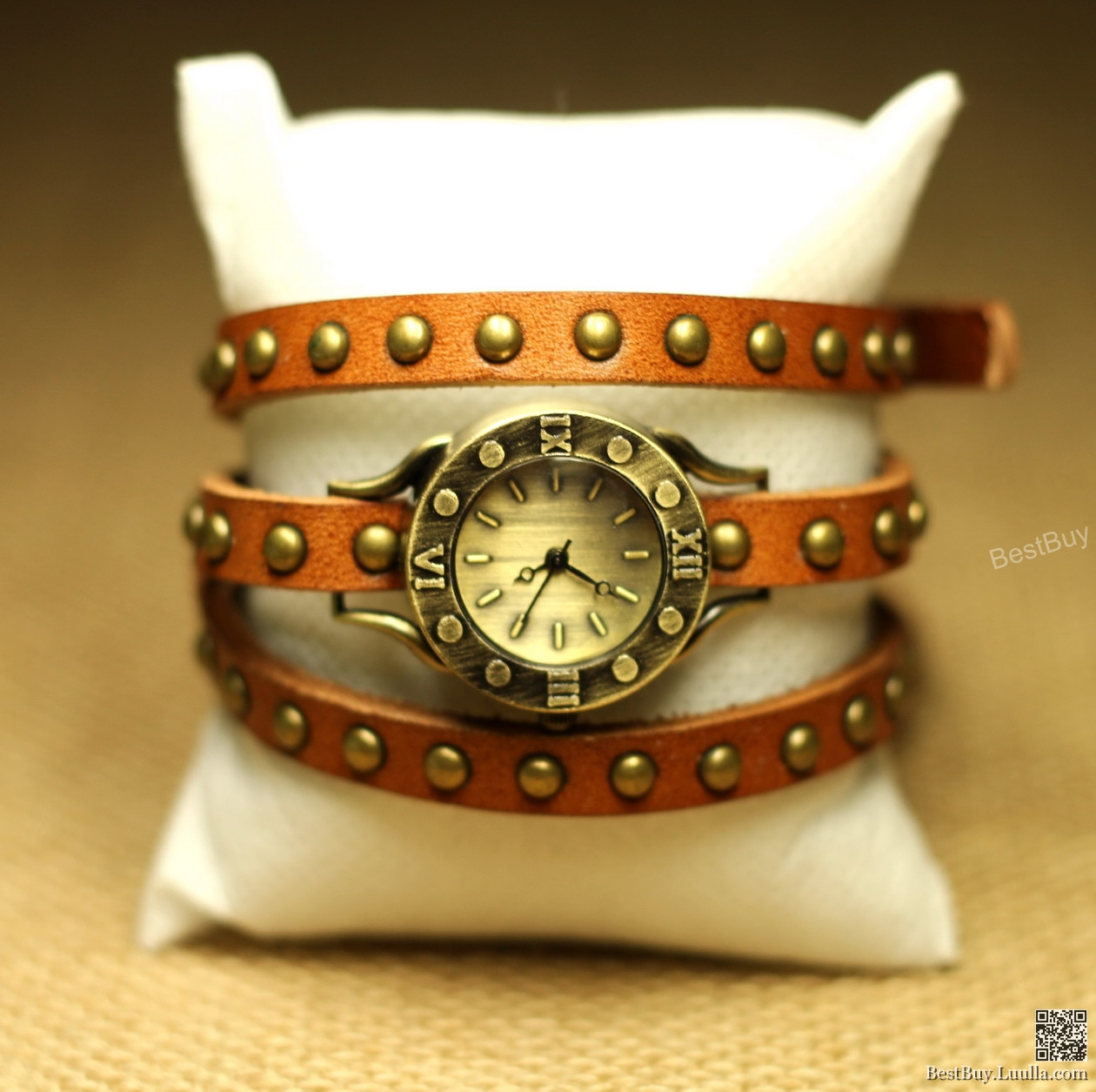 leather watches handmade wrist stan original vintage wa retro mens quartz products